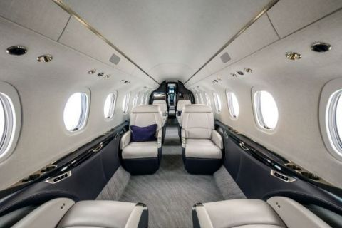 The Longitude has one of the most thoroughly researched cabin experiences and elevates passenger expectations in the super-midsize category. (Photo: Business Wire)