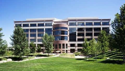 Griffin Capital Essential Asset® REIT Sells Office Building in Denver Tech Center for $48.8 Million (Photo: Business Wire)