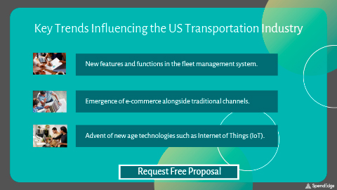 Key Trends Influencing the US Transportation Industry.