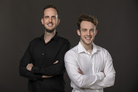 Immutable founders, James and Robbie Ferguson.