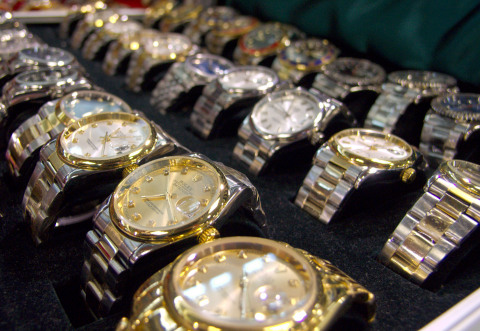 Gold and diamond jewelry and luxury watches were two of the most common assets used to secure online pawn loans at Borro. (Photo: Business Wire)