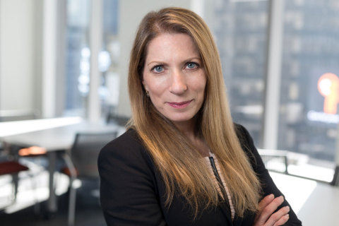 Jessica Zall, Vice President of Marketing at Capitolis (Photo: Business Wire)