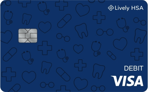Visa powers improved access to health savings accounts for Lively customers (Graphic: Business Wire)