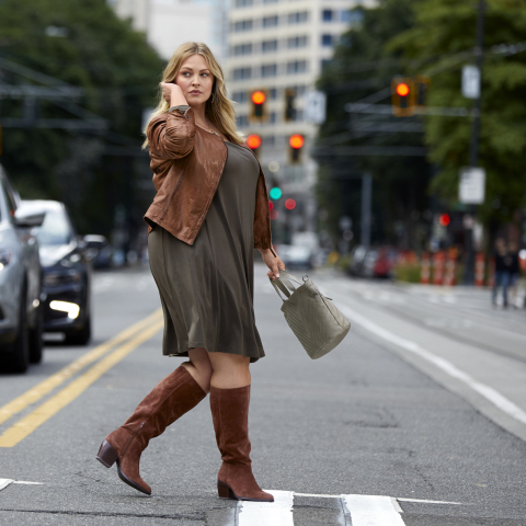 Cornerstone Brands Expands into Premium Plus-Size Fashion with Ryllace (Photo: Business Wire)