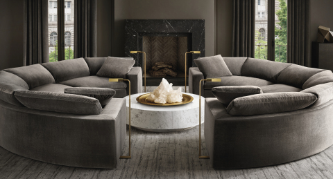 RH MODERN 2019 INTRODUCES THE CLOUD CURVE SECTIONAL BY TIMOTHY OULTON (Photo: Business Wire)