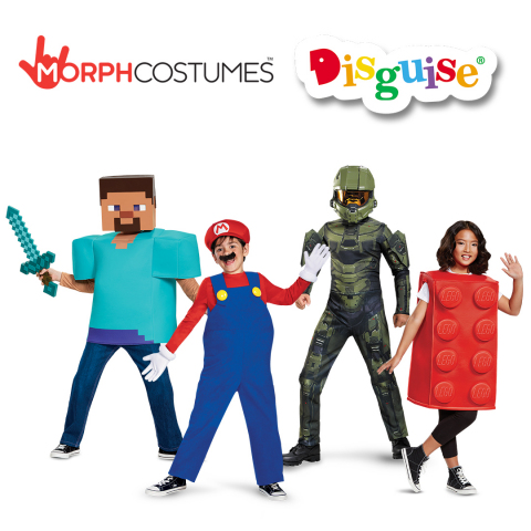 MorphCostumes to Sell, Distribute and Market Disguise's Licensed Costumes in EMEA (Photo: Business Wire)