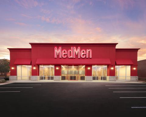MedMen Pensacola (Photo: Business Wire)