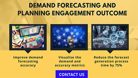 DEMAND FORECASTING AND PLANNING ENGAGEMENT