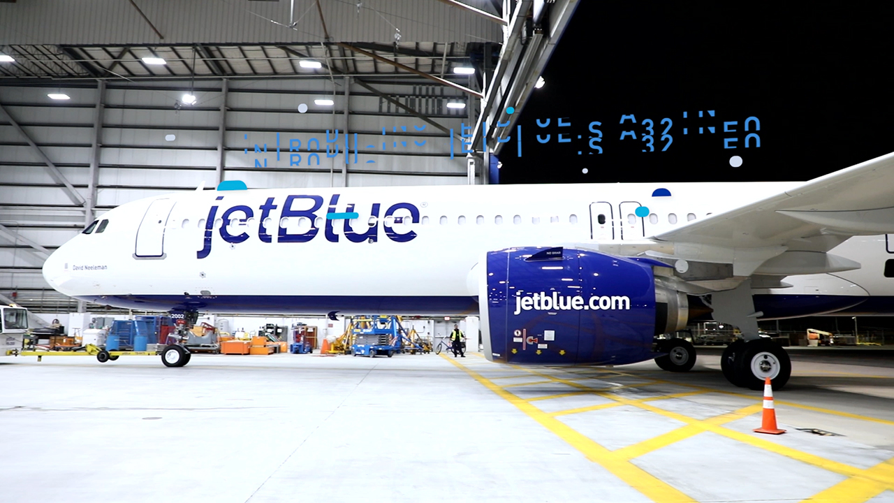 On Sept. 24, 2019 JetBlue announced its newest aircraft, the Airbus A321neo, officially entered scheduled service marking the start of a new and exciting future for the customer-favorite airline's modern fleet.