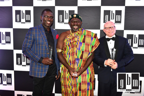 """Mr. Seth Ansah Obiri of United Pension Trustees named """"Best CEO in the Pension Funds Industry (Ghana)"""" by Global Brands Magazine - UK (Photo: Business Wire)"""
