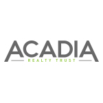 Acadia Realty Trust to Announce Third Quarter 2019 Earnings on October 23, 2019