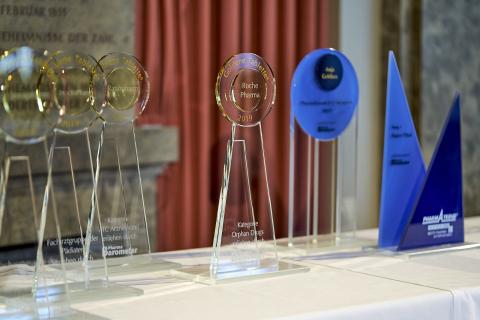 Pharma Trend 2019 Gewinner © Eurecon Verlag / Denis Jung (Photo: Business Wire)