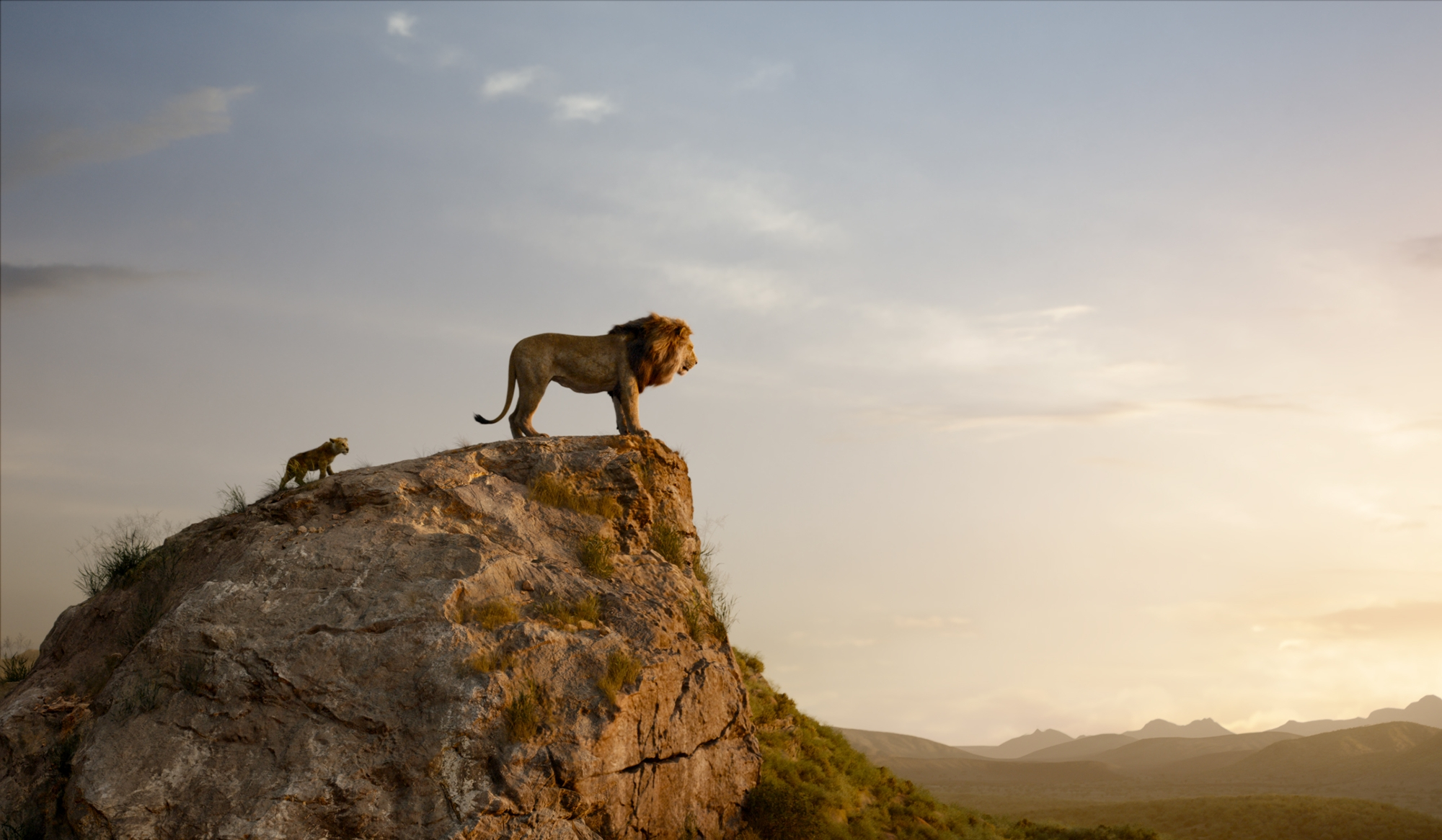 Rob Legato Uses Blackmagic Design To Create Virtual Production For The Lion King Business Wire