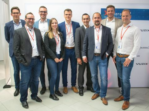 Ubimax, the world market leader for integrated, industrial augmented reality solutions, has acquired ESSERT Digital, Europe's leading company for augmented reality (AR) based remote support solutions in after-sales services. (Photo: Business Wire)