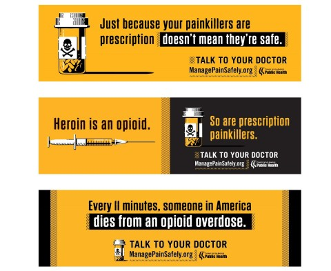 A recent survey conducted by the Los Angeles County Department of Public Health finds more than 15 percent of adult residents in Los Angeles County report misuse of prescription pain medications. Prescription pain medications carry with them the risk of dependence, addiction and overdose, and are the leading cause of opioid-related deaths in Los Angeles County. (Graphic: Business Wire)