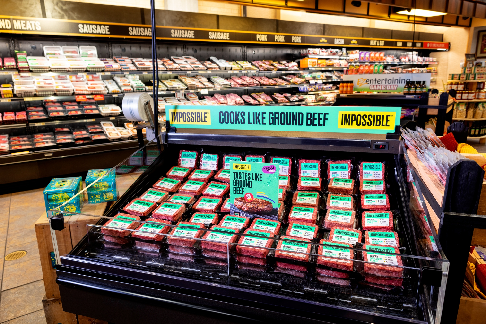 Impossible Foods Makes East Coast Grocery Store Debut Business Wire