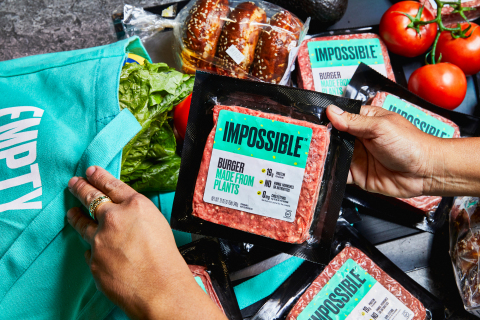 Impossible retail packaging (Photo: Business Wire)