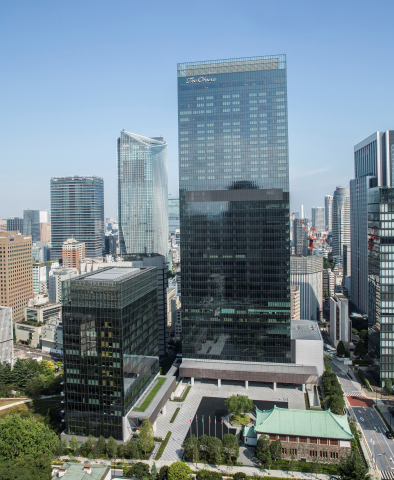 The Okura Tokyo, which opened September 12, 2019 (Photo: Business Wire)