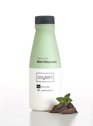 Soylent Mint Chocolate (Photo: Business Wire)