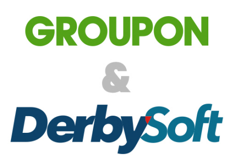Groupon has a new partnership with DerbySoft––a leading connector of travel suppliers and distributors––that paves the way for Groupon's travel business, Groupon Getaways, to work with more of the world's leading hotel brands and expands the ability across its platform to instantly access room availability, view nightly rates and directly book reservations. (Graphic: Business Wire)
