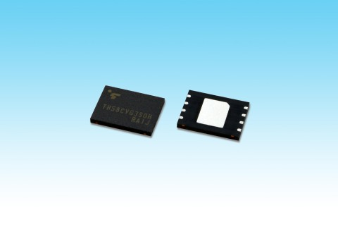 Toshiba Memory Corporation: Second-generation Serial Interface NAND Products (Photo: Business Wire)