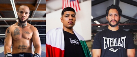 Everlast Introduces Next Class of Inspiring Athletes in Global 'Be First' Campaign (Photo: Business Wire)
