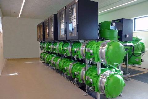 g3 gas-insulated substation at Denmark's Cerius (Photo: Business Wire)
