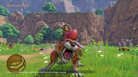The DRAGON QUEST XI S: Echoes of an Elusive Age - Definitive Edition game will be available on Sept. 27. (Graphic: Business Wire)
