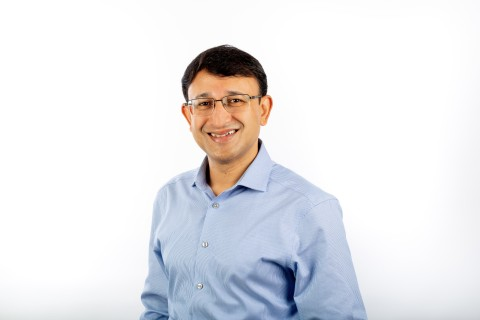 Debashis Saha, VP of Engineering at AppZen (Photo: Business Wire)
