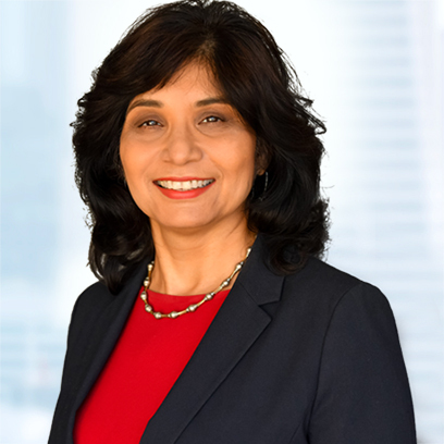 Alpna J. Doshi appointed first Chief Digital Officer at Riverbed Technology. (Photo: Business Wire)