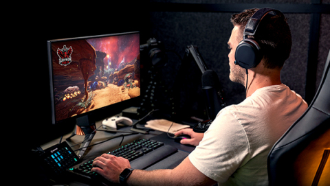 DTS Launches Sound Unbound™ to Deliver Next Level Gaming Experience with Microsoft Spatial Sound (Photo: Business Wire)