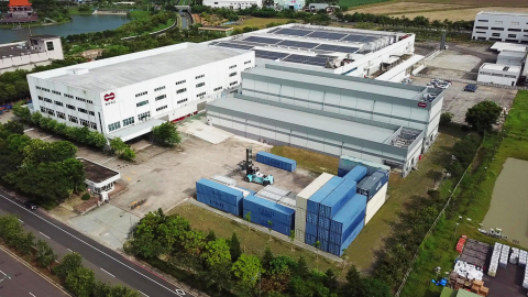 Tainan Facility (Photo: Business Wire)