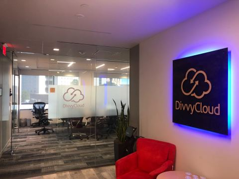 Interior of DivvyCloud's new corporate HQ (Photo: Business Wire)