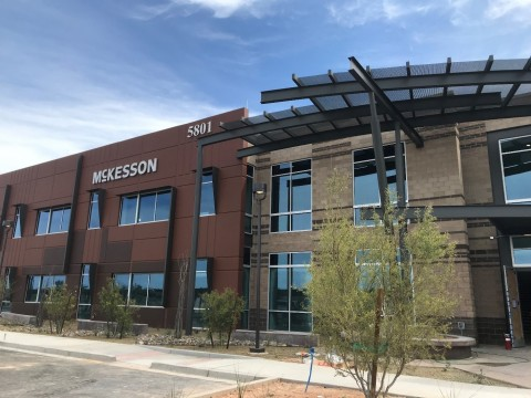 Griffin Capital Essential Asset® REIT Completes Acquisition of McKesson Corporation's Scottsdale, Arizona Office Property for $37.7 Million (Photo: Business Wire)