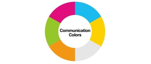 キオクシア コミュニケーションカラー (画像:ビジネスワイヤ)