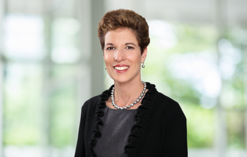 Lisa Sotto, partner and chair of the global privacy and cybersecurity practice at Hunton Andrews Kurth LLP traveled to China to speak on key global data protection issues. (Photo: Business Wire)