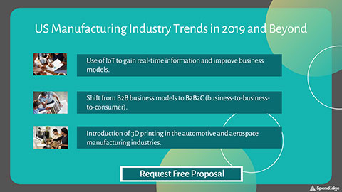 US Manufacturing Industry Trends in 2019 and Beyond.