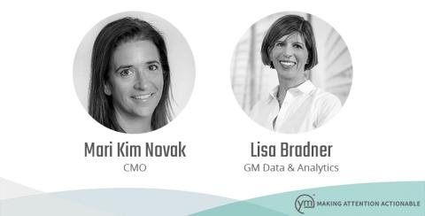 Mari Kim Novak & Lisa Bradner (Photo: Business Wire)