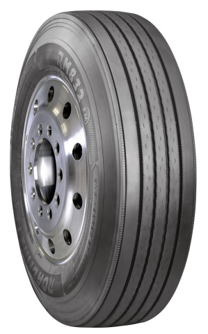 Cooper Tire's Roadmaster brand has a new tire in its commercial long-haul lineup – the Roadmaster RM832 EM™ steer tire. (Photo: Business Wire)