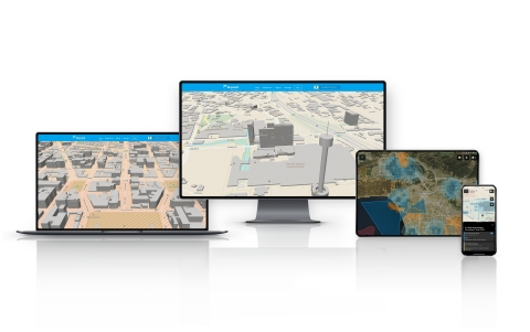 Skyward, a Verizon Company, releases advanced airspace intelligence to improve drone flight safety. (Photo: Business Wire)