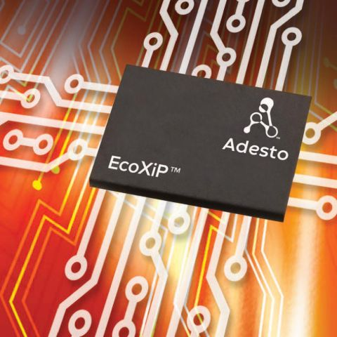 Adesto's EcoXiP™ octal NOR flash supports xSPI to enable higher transfer rates and lower latency for IoT applications (Graphic: Business Wire)