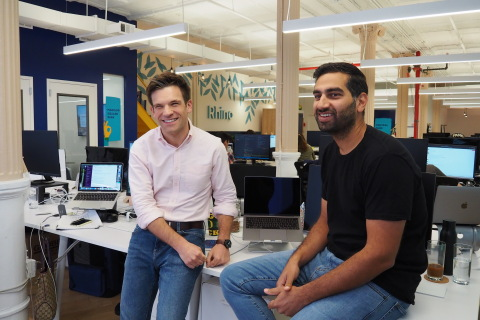 Paraag Sarva and Jordan Stein (Photo: Business Wire)