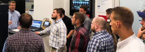 The establishment of training programs for early and mid-career professionals like Eaton's Power Up curriculum help advance on-the-job education to keep pace with evolving codes and technologies. Image courtesy of Eaton.