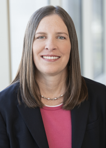 Sharon L. Heck is corporate vice president, treasurer and chief tax officer at Intel Corporation. (Credit: Intel Corporation)