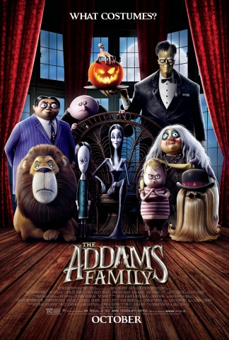 Cost Plus World Market Partners with MGM to Develop Exclusive Line of Licensed Merchandise for The Addams Family Animated Movie (Photo: Business Wire)