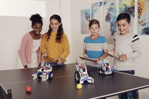 JIMU Robot Competitive Series: ChampBot Kit (Photo: Business Wire)
