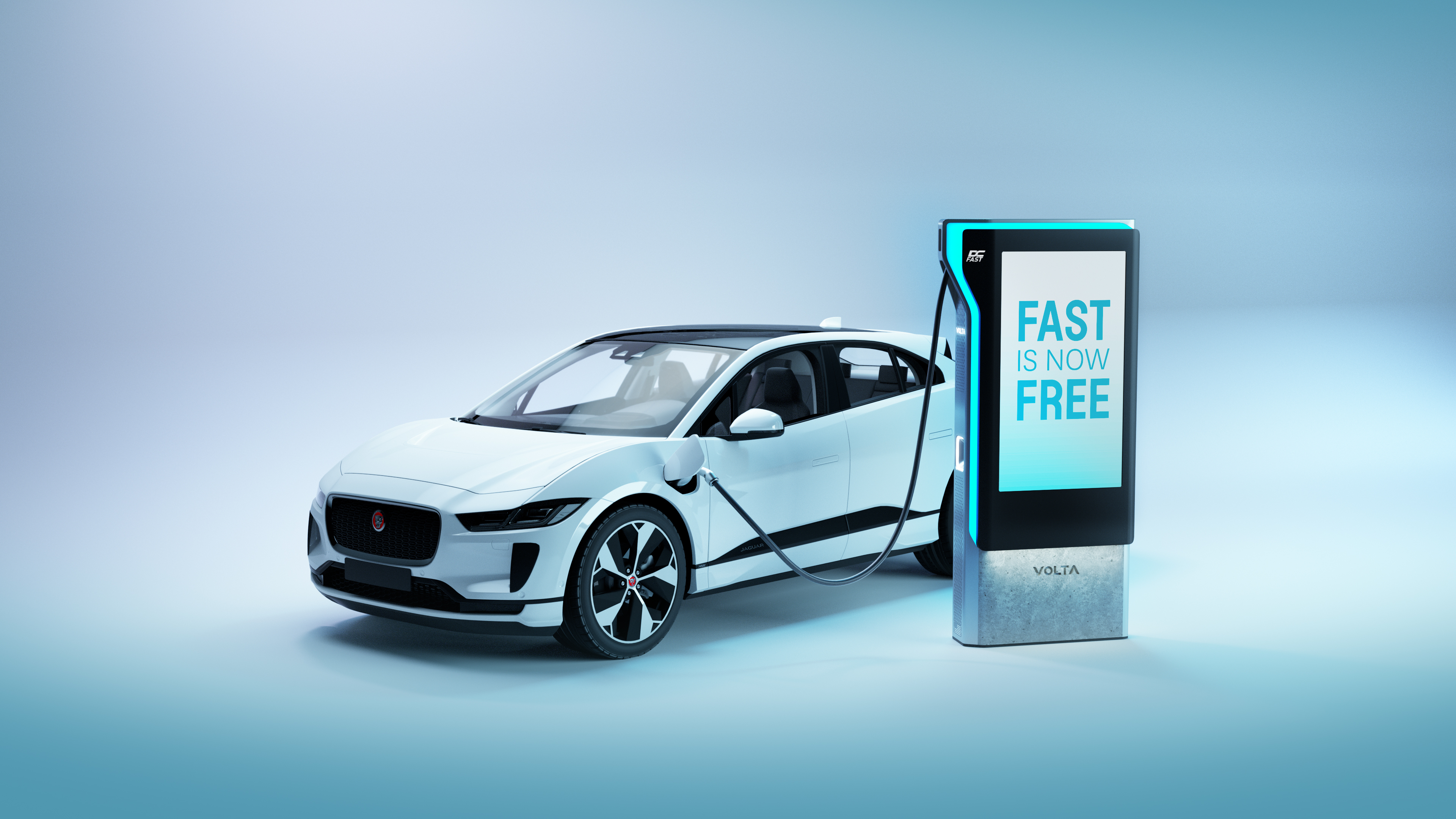 Volta Debuts America S First And Only Free Dc Fast Charging Service For Electric Vehicles Business Wire