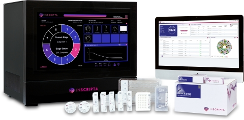 Inscripta has introduced the world's first benchtop platform for digital genome engineering, which includes software, consumables, an instrument, and assays for precisely engineering libraries of single cells.(Photo: Business Wire)