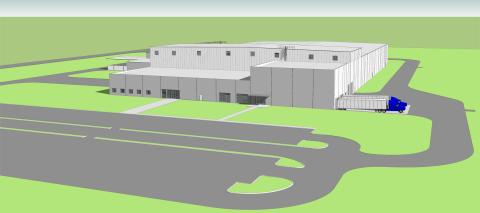 CSP's new manufacturing facility in Seguin, Texas, will employ 200 people in production, engineering and administrative positions. (Photo: Business Wire)