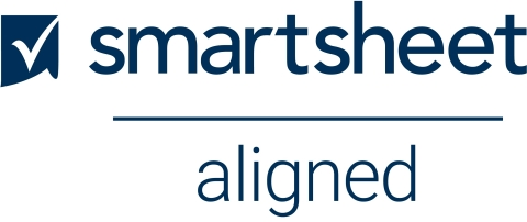Smartsheet Aligned (Graphic: Business Wire)